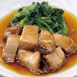 和風豚バラ肉の角煮350g