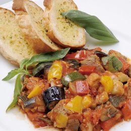 南仏野菜とチキンのラタトゥイュ350g