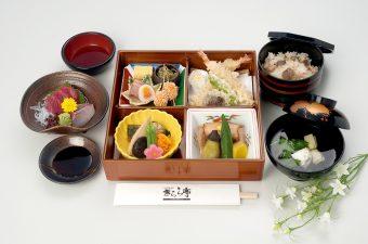 会席膳「陽光」3,000円(税別)