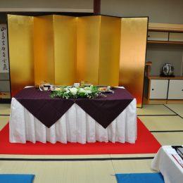 50名規模 座敷結婚式